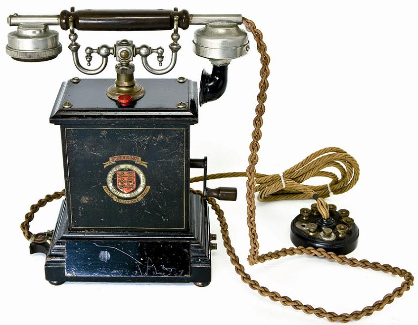 Telephone Collection - Guernsey Museums
