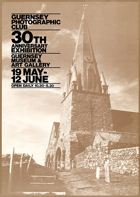 1980-84 Exhibition Posters - Guernsey Museums